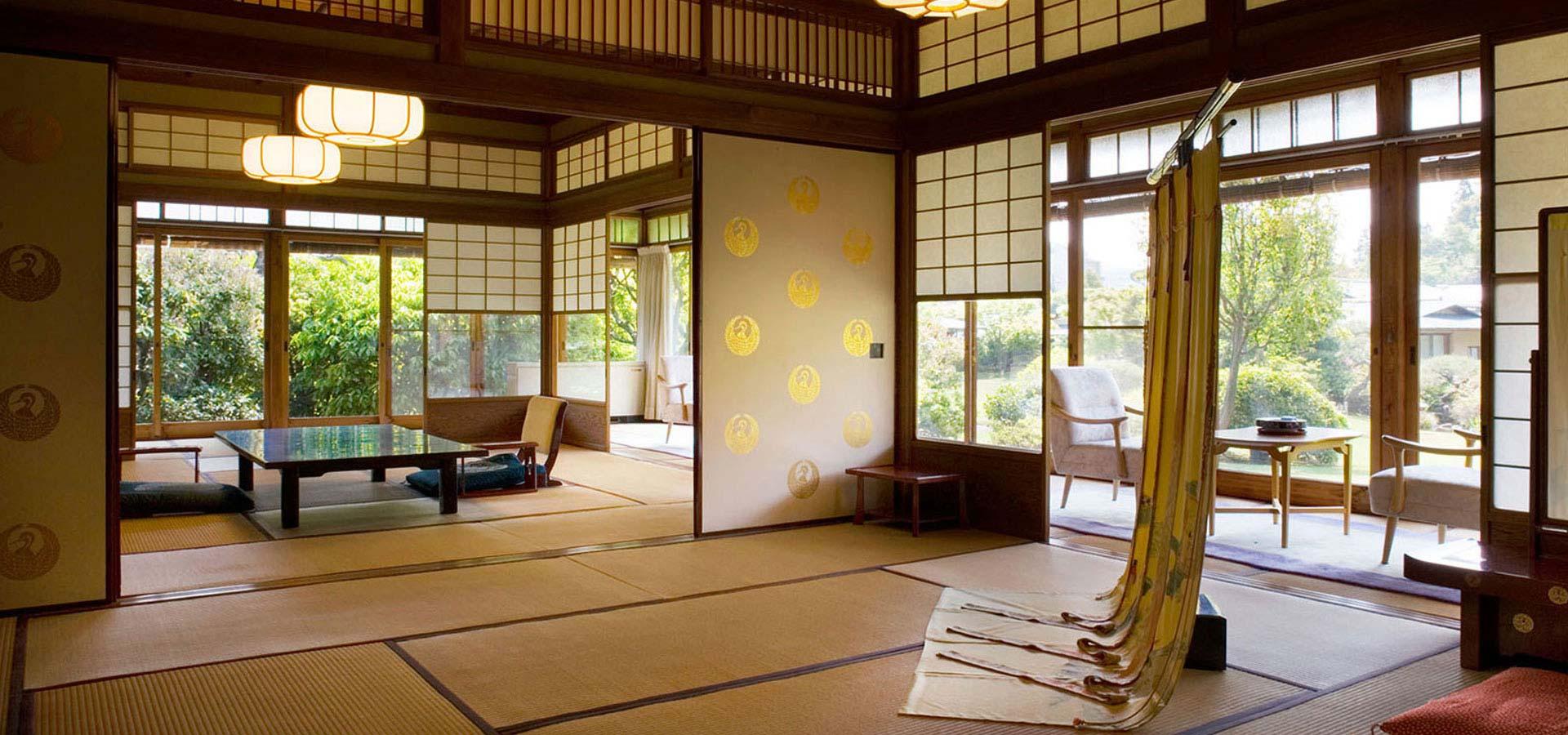 旅館と日本のしきたり